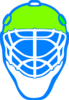 Hockey Mask Clip Art
