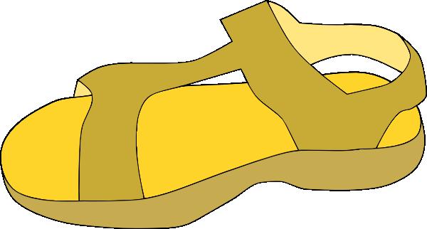 Sandal clip art