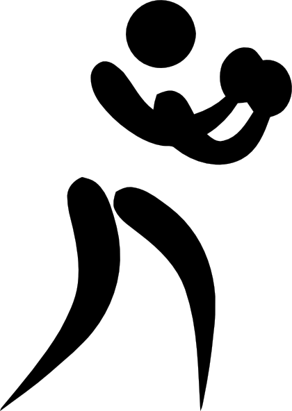 olympic boxing logo clip art at clker com