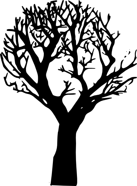 clip art dying tree - photo #9