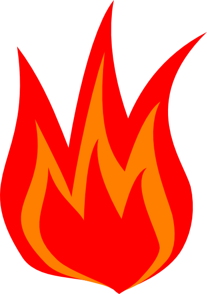 fire clipart free download - photo #24