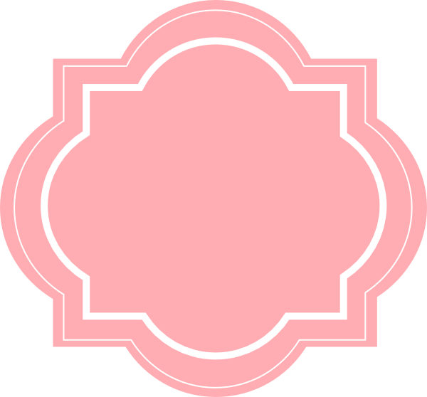 Butterfly Scroll Hi further Pink Swirl Hi besides Cloud Thin Border Hi further Blush Frame Hi further Black Riding Boots With Zip Detail In Eee Fit D. on p circle pink md