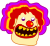 Cartoon Clown Clip Art