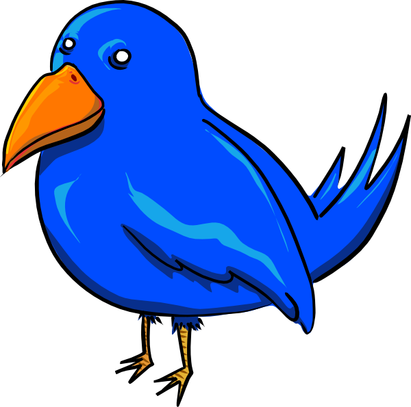 Bird Clip Art at Clker.com - vector clip art online, royalty free & public domain