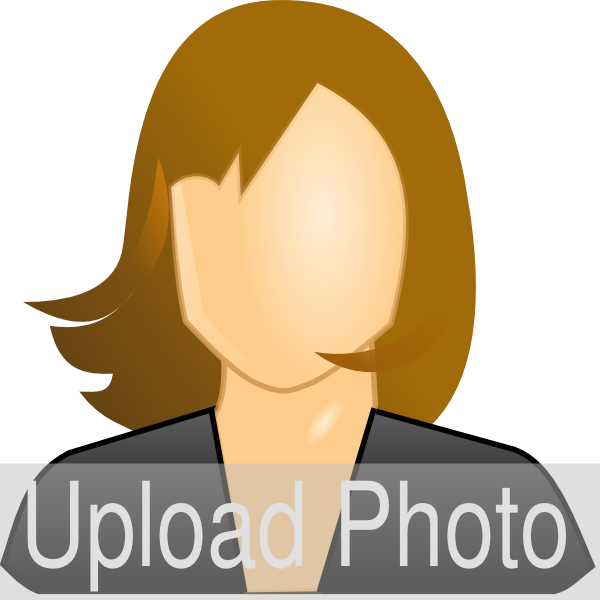 Female-upload Clip Art at Clker.com - vector clip art