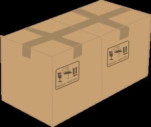 Box Clip Art at Clker.com - vector clip art online, royalty free ...