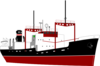 Shipping Boat Without Logo Clip Art