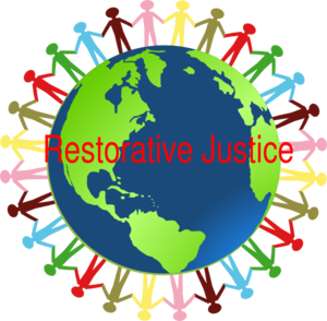 Restorative Justice Children Clip Art