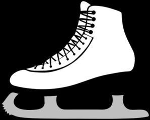 ice skating clip art at clker com vector clip art online royalty rh clker com ice skating clipart images ice skating clipart free