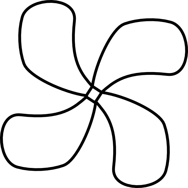 Fan Blade Clip Art : Fan clip art at clker vector online
