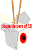 House Helpers Title Clip Art