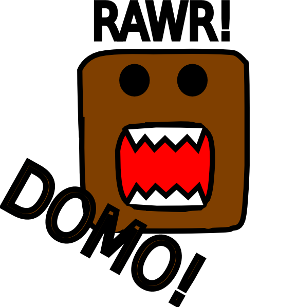 Domo Drawing Coloring book, Domo Coloring Pages, text, cartoon ... | 598x576