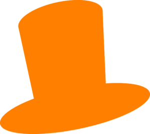 Orange Hat Clip Art