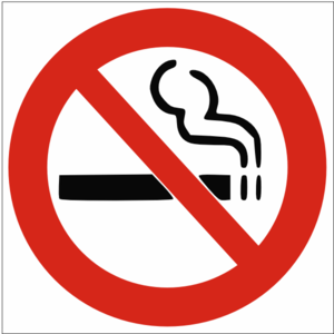 No Smoking Clip Art
