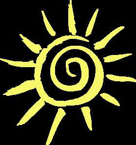 Sun Clip Art at Clker....