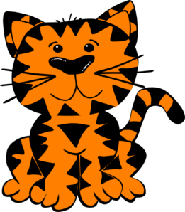 tiger clip art at clker com vector clip art online royalty free rh clker com tiger clipart free download tiger clipart for kids