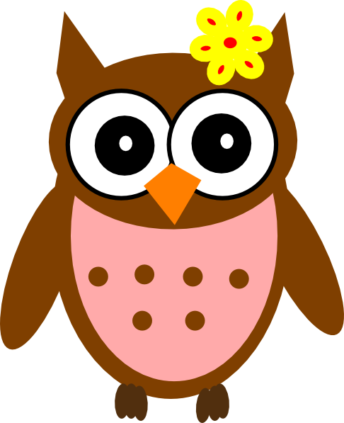 Owl baby. Shower clip art at
