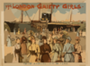 The London Gaiety Girls Clip Art