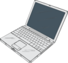 12\  Powerbook Clip Art
