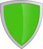 Green Shield No Whitebackround Clip Art