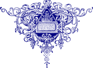 Fancy Flourish Royal Clip Art