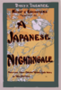 Klaw & Erlanger S Production Of A Japanese Nightingale Adapted From Onoto Watanna S Novel By Wm. Young. Clip Art
