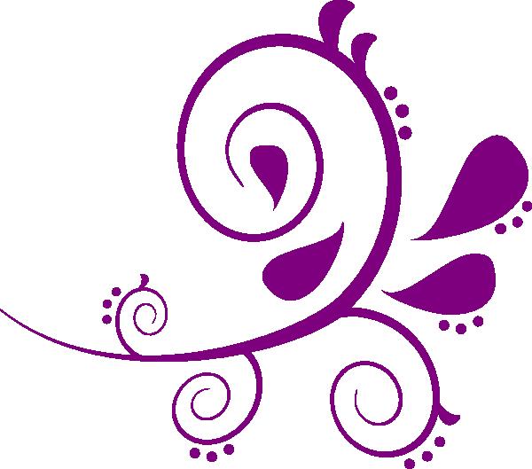 purple paisley clipart clip art at clker com vector clip art rh clker com purple clip are of cross and prayer hands purple clip art heart