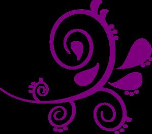 purple paisley clipart clip art at clker com vector clip art rh clker com paisley clipart vector paisley clipart vector