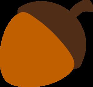acorn clip art at clker com vector clip art online royalty free rh clker com acorn clipart cute acorn clipart printable