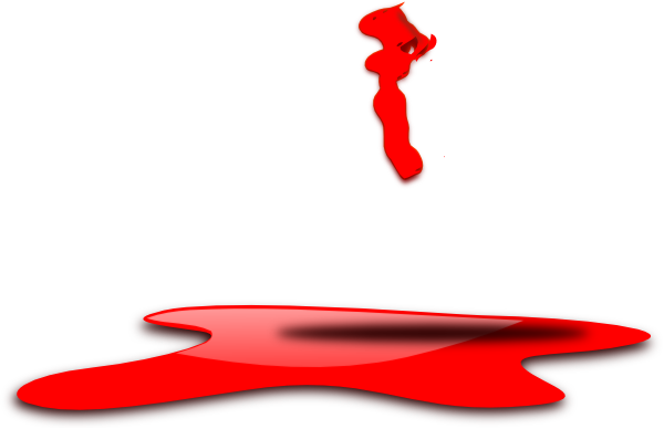 clipart picture of blood - photo #4