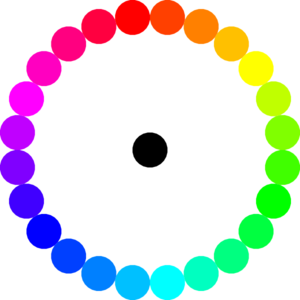 Rainbow Circle Clip Art