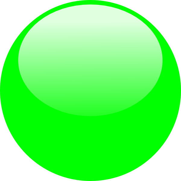 Bubble Dark Green Clip Art at Clker.com - vector clip art ...
