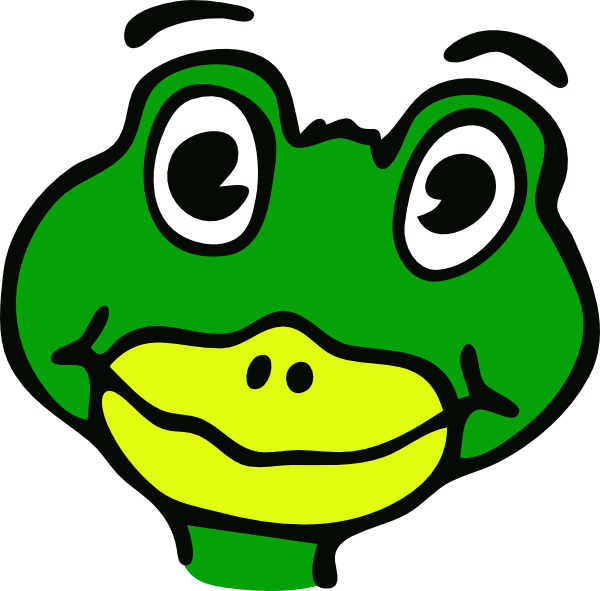 Cartoon frog - photo#22