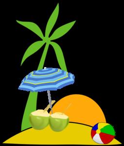 beach clip art at clker com vector clip art online royalty free rh clker com clip art of summer fun summer flower clipart