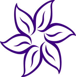 New Lotus Flower 2 Clip Art