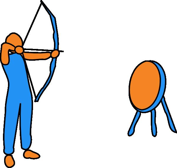 Archery Clip Art at Clker.com - vector clip art online ...