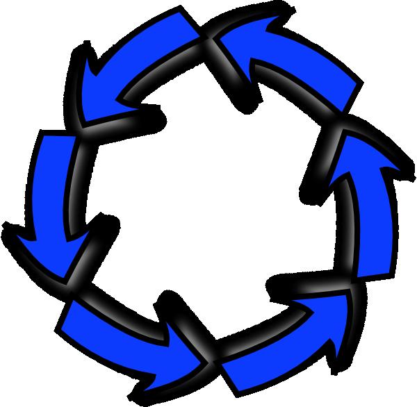 free clipart circular arrow - photo #20