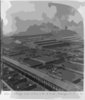 Birds-eye View Of Union Stock Yards, Chicago, Ill., U.s.a. Clip Art