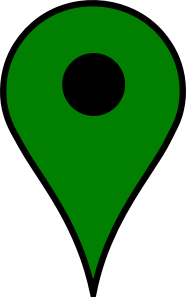Green Location Pin Clip Art at Clker.com - vector clip art online ...