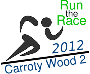 Run The Race 2012 (cpas) Clip Art