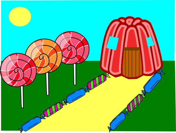 candy land clip art at clker com vector clip art online royalty rh clker com
