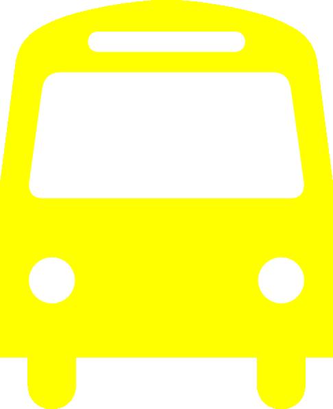 yellow bus clipart - photo #6