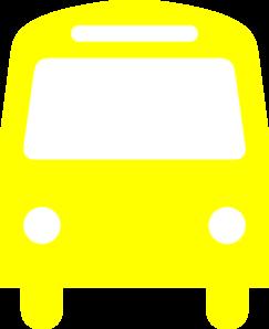 yellow bus clipart - photo #23