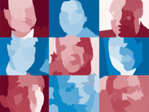 New York City Mayoral Candidates Clip Art