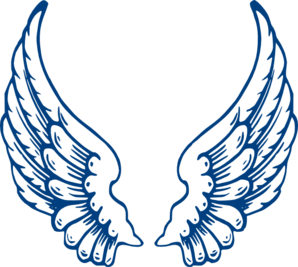 Wings1 Clip Art