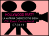Pink Video Tag Clip Art