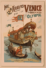 Imre Kiralfy S Gorgeous Production Of Venice, The Bride Of The Sea At Olympia Clip Art