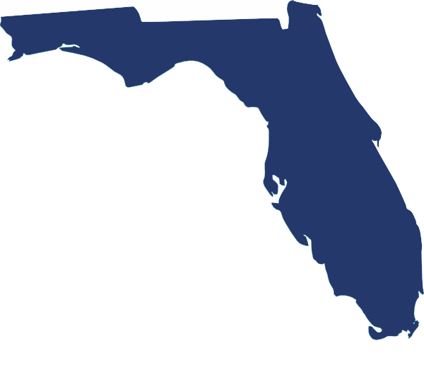 Blue Florida Clip Art at Clker.com - vector clip art online, royalty ...