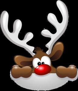 Reindeer head. Clip art at clker