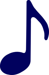 Eighth Note Clip Art